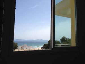 Ivory Playa - Blick auf Meer