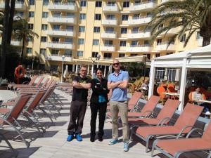 ivory playa staff