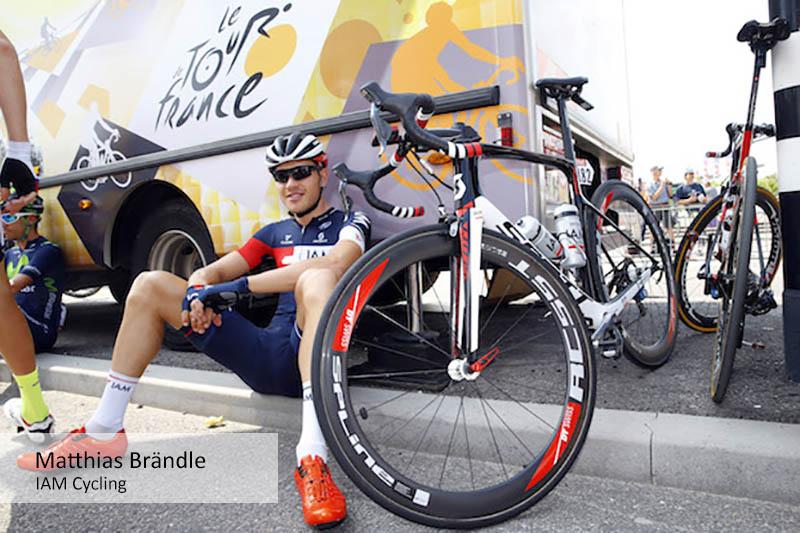 Matthias Brandle (IAM Cycling)