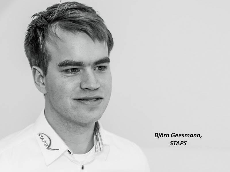 Staps Coach: Björn Geesmann