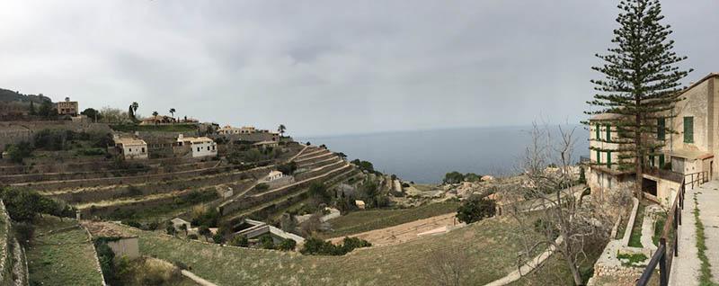 Mallorca-Rennrad-Banyalbufar