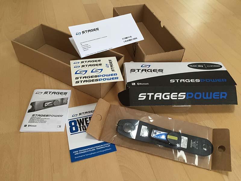 Stages Powermeter