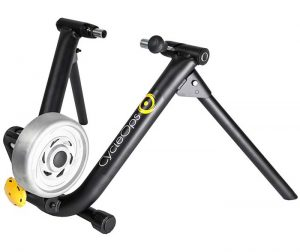 CycleOps PowerSync Rollentrainer Test