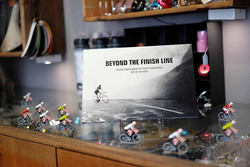 Tim Farin Buch Beyond the Finishline