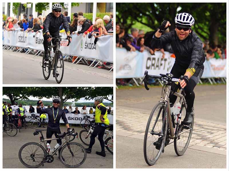 Claude Walter Cycling Claude