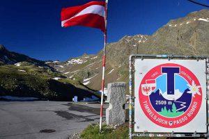 Timmelsjoch, Tour Transalp