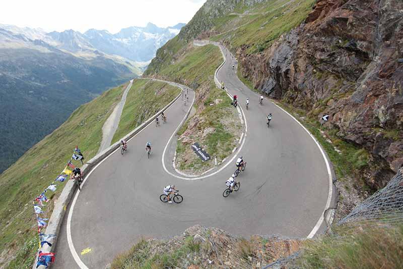 Carbo-Loading beim Ötztaler Radmarathon