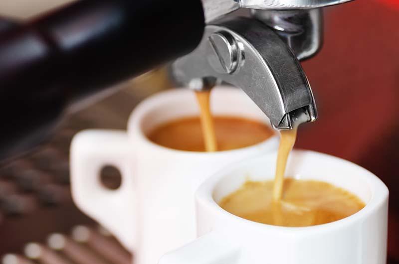Koffein vorm Wettkampf