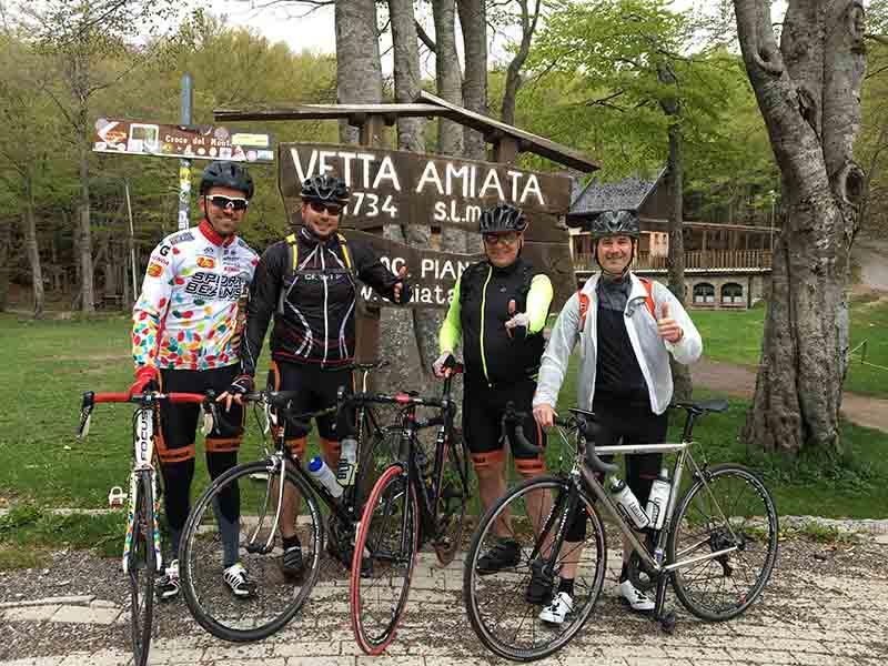Velotour Berlin in der Toskana