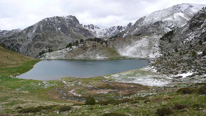 Erfahrungsbericht Alpen und Pyrenäen