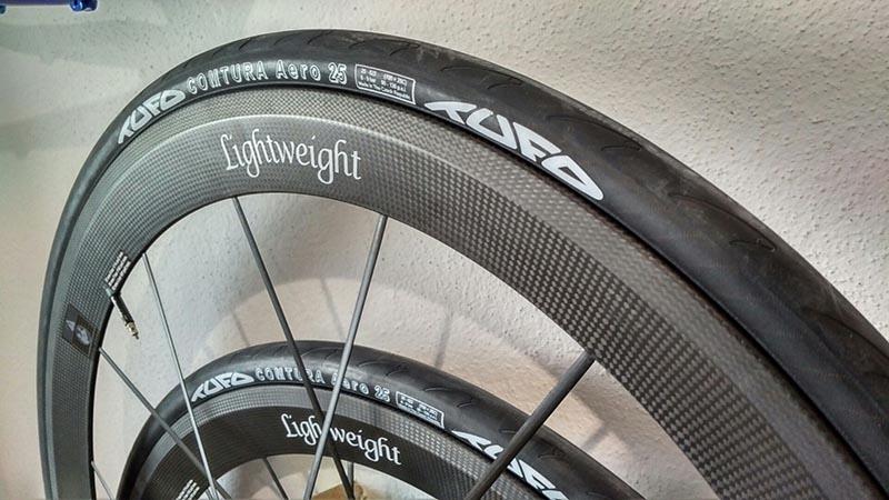Lightweight Laufräder