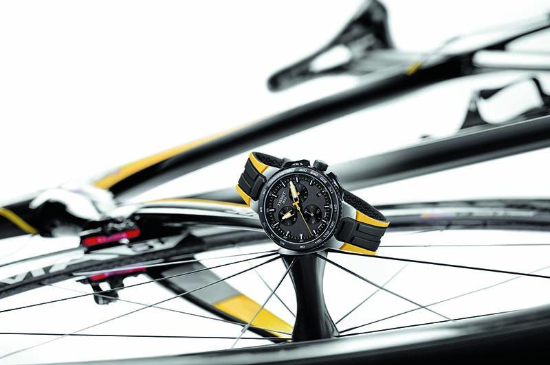 Tissot T-Race Cycling Tour de France Edition