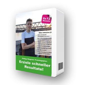 Philipp Diegner Trainingsplan
