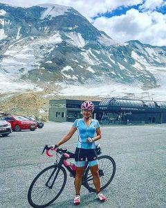 Lisa Brunnbauer über Frauen & Radsport