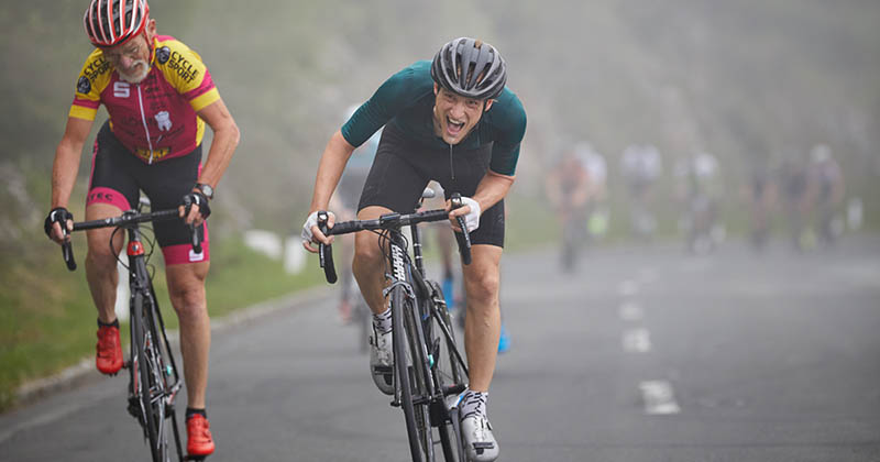 Etappen der Tour de Kärnten
