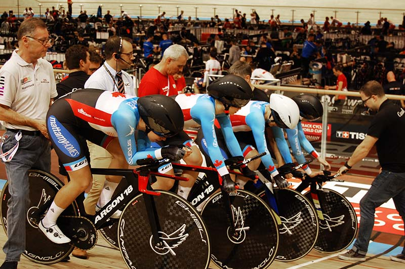 Track Cycling Worldcup Berlin