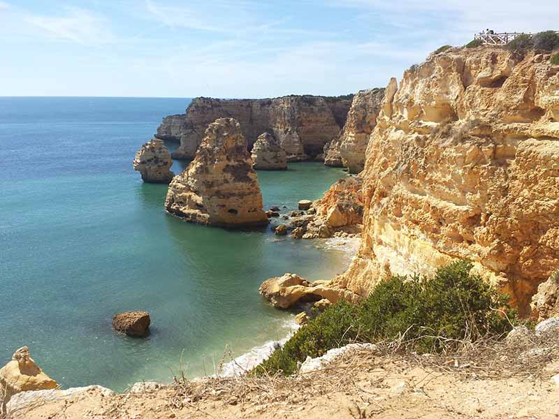 Rennradurlaub an der Algarve (Portugal)