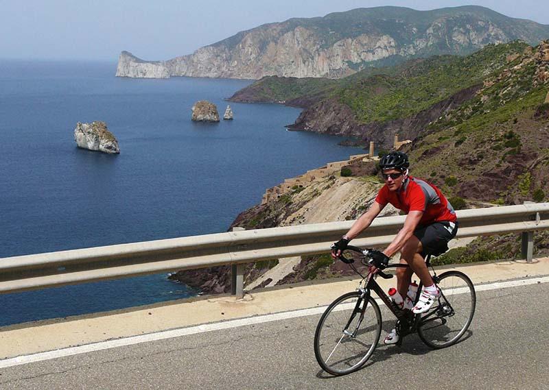 Rennradurlaub auf Sardinien