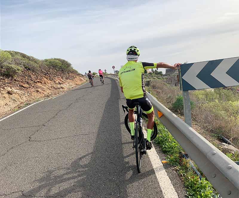 Mathias Nothegger, Gran Canaria