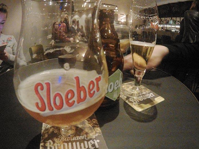 Sloeber Bier