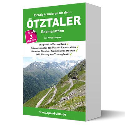 Trainingsplan für den Ötztaler Radmarathon