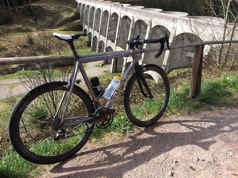 BikeBeat Laufrad Test