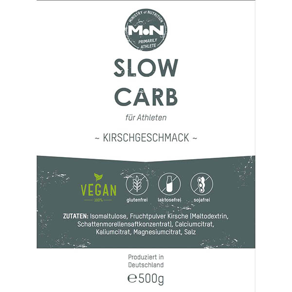 Slow Carb – Ministry of Nutrition