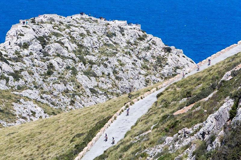 Rennrad Touren bei Luxcom Mallorca