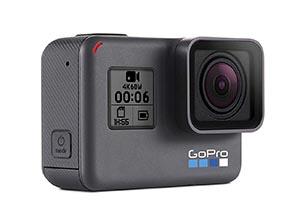 GoPro Hero6 Black im Test
