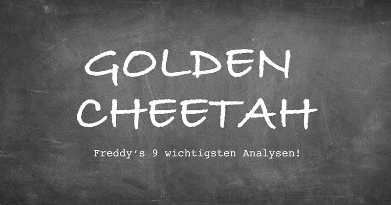 Golden Cheetah Programm