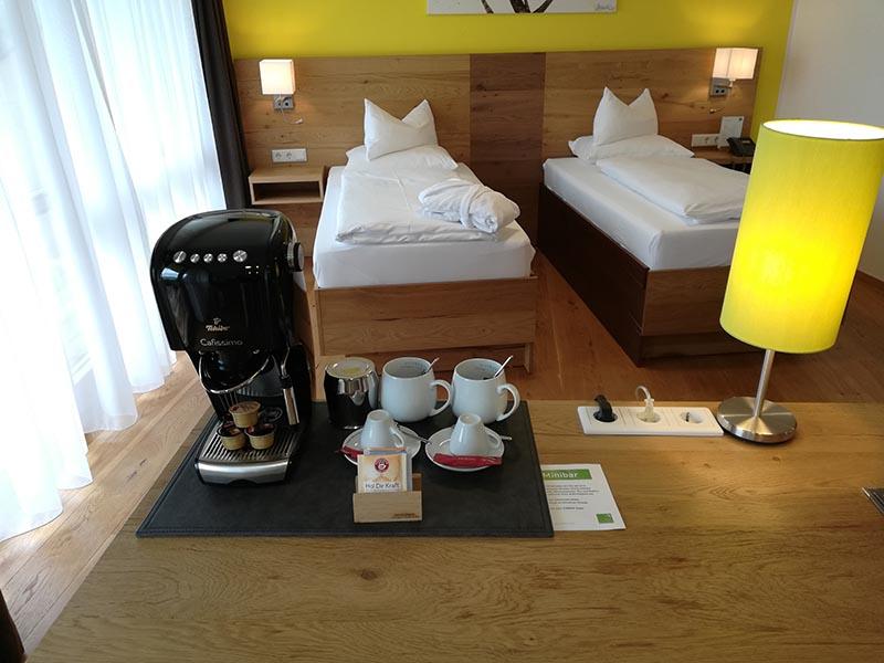 Eigene Kaffeemaschine