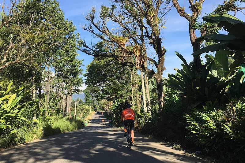 Rennradreisen in Kolumbien