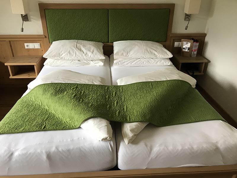 Zimmer im Hotel Jägerhof, Zams