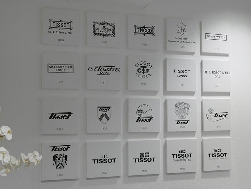 Tissot Logos