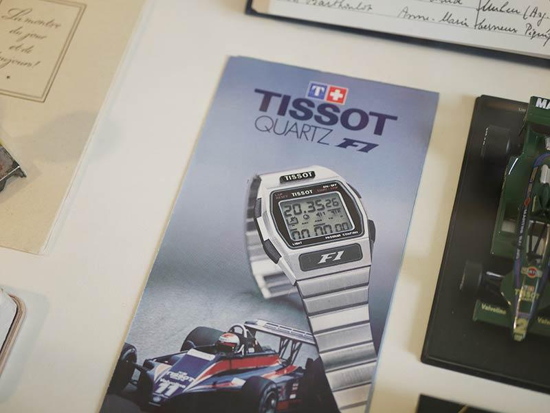 Tissot Quartz F1 aus den 70ern