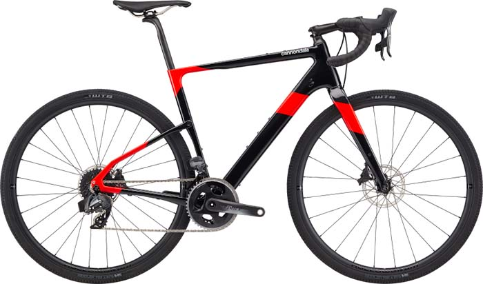 Cannondale Topstone Gravelbike