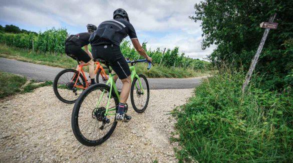 Gravel Bikes im Vergleich