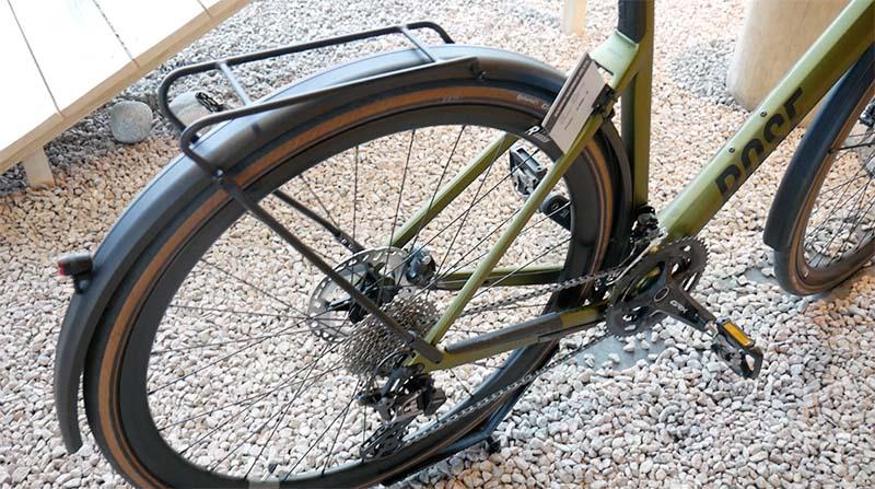 Vollausgestattetes Pendler Bike
