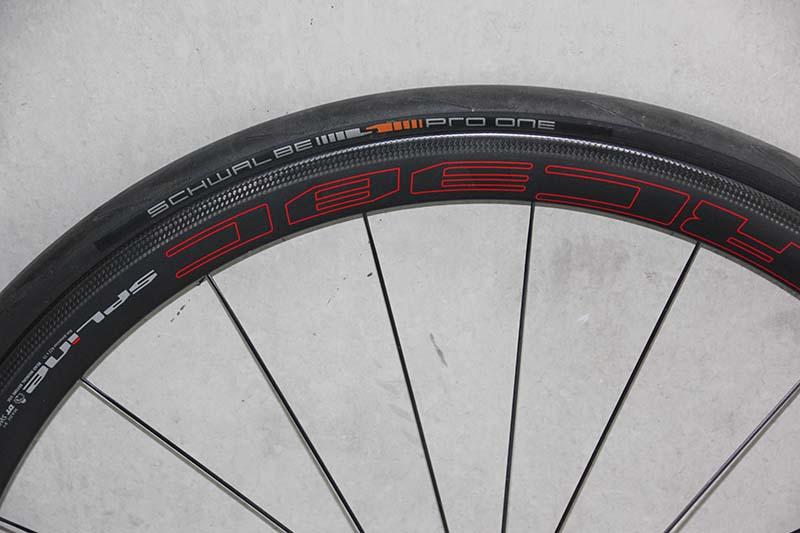 Tubeless Reifen fürs Rennrad