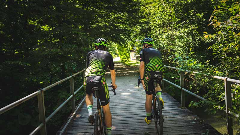 Rennradtour am Hintersee