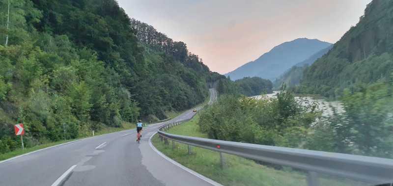 560 km rund um Österreich