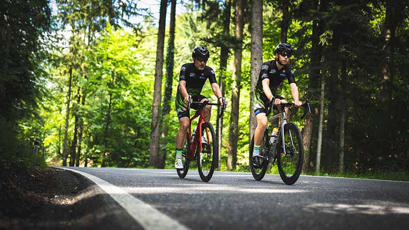 Schöffbaumhöhe Rennradtour