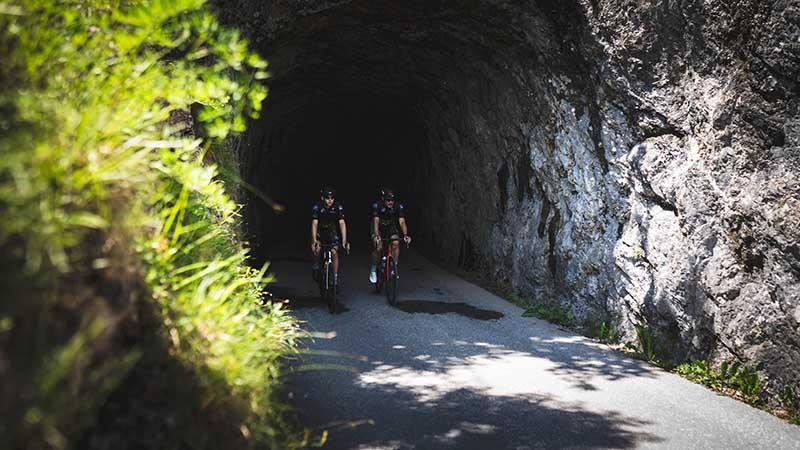 Rennradtour Strubklamm