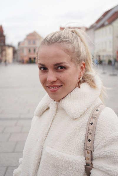 Emma Hinze privat