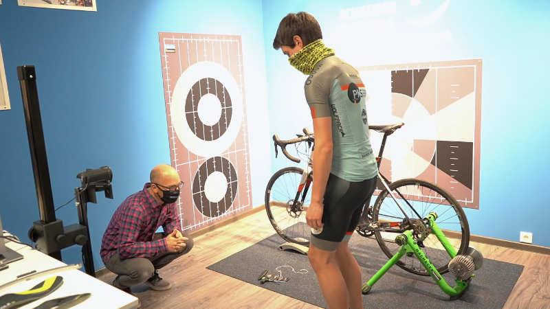 Bikefitting bei Jens Machacek