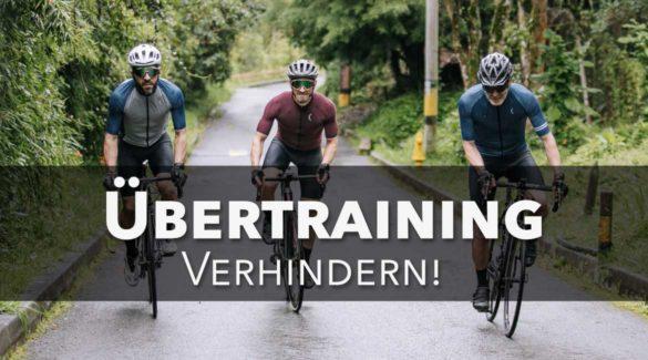 Übertraining im Radsport