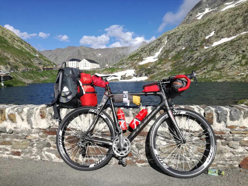 Radreise ins Piemont