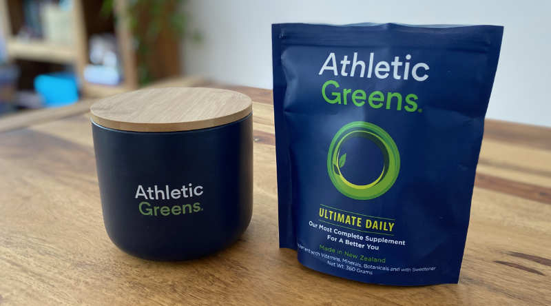Athletic Greens Erfahrungen