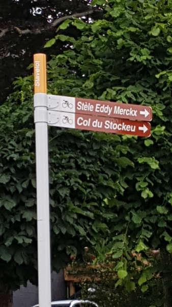 Eddy Merckx (Stavelot)