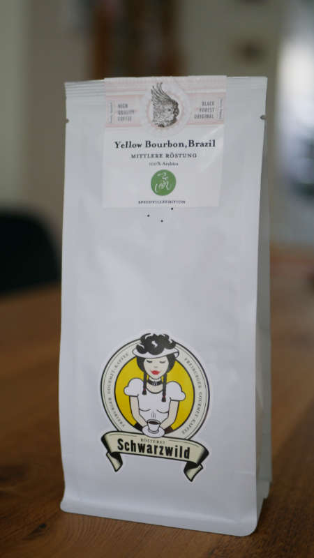 Yellow Bourbon Brazil